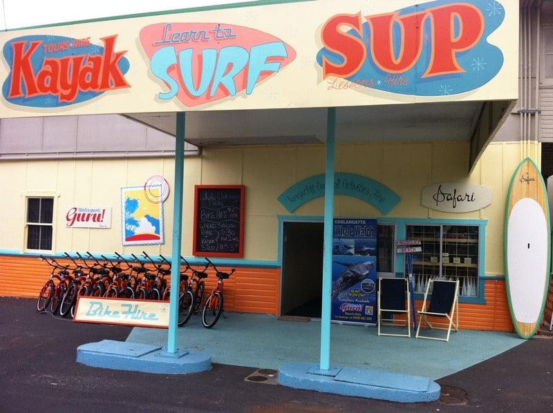 Guru Shop guru opens shop in kingscliff guru