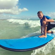learn to surf tweed coast