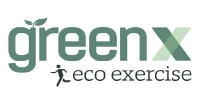 Greenx Eco Exercise Logo