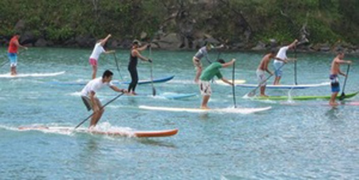 Paddle Board Racing1