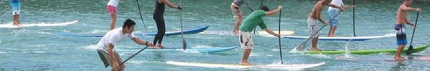 Rotary Paddle Board